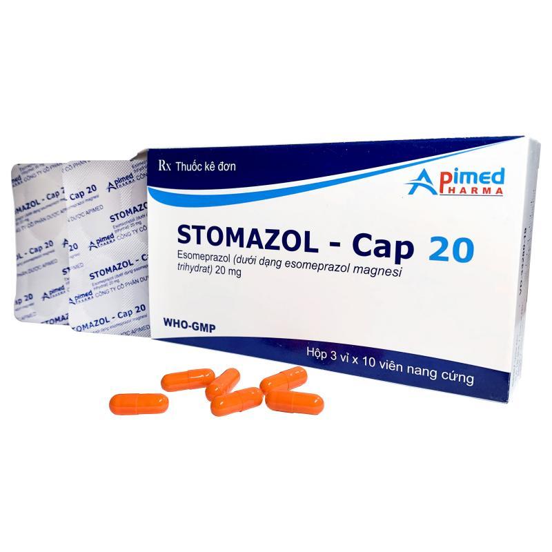 Stomazol - Cap 20