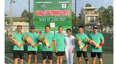 Hồng Lộc Phát Pharma – Giao lưu Tennis 2021!